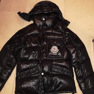 MONCLER - MONCLER モンクレール K2 黒 ブラック