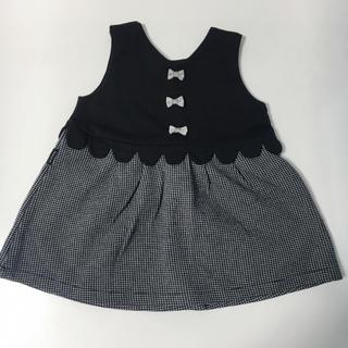 コムサイズム(COMME CA ISM)のコムサイズム フォーマルワンピース 70(セレモニードレス/スーツ)