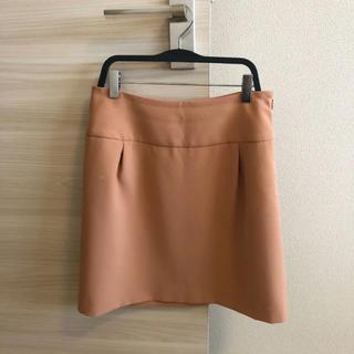 アナトリエ(anatelier)のアナトリエ♡台形スカート(ひざ丈スカート)