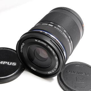オリンパス(OLYMPUS)の♪新品♪OLYMPUS M.ZUIKO 40-150mm レンズ(レンズ(ズーム))