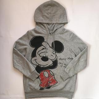 ディズニー(Disney)のミッキースウェットパーカー(パーカー)