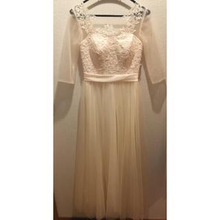 花嫁 二次会 ドレス