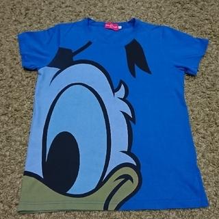 ディズニー(Disney)のDisney  ドナルド Tシャツ(Tシャツ(半袖/袖なし))