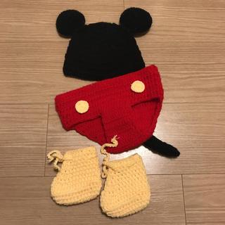 ミッキー コスチューム newborn(その他)