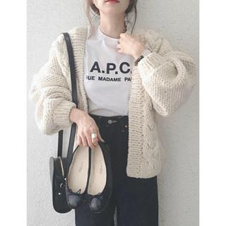 アーペーセー(A.P.C)のA.P.C アーペーセー Tシャツ(Tシャツ/カットソー(半袖/袖なし))