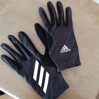 アディダス(adidas)のアディダス☆手袋(手袋)