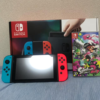 Nintendo Switch - 任天堂 スイッチ スプラトゥーン2