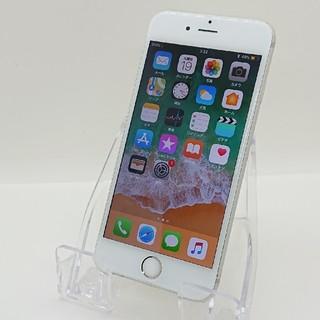 アイフォーン(iPhone)の【バッテリー新品】SIMフリー☆iPhone6s 64GB シルバー(スマートフォン本体)