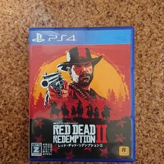 PlayStation4 - レッドデッドリデンプション2 RDR2 完品 美品 ps4