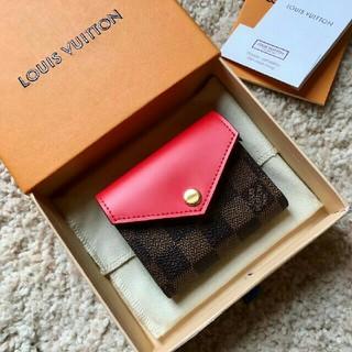 LOUIS VUITTON - LV二つ折り財布 小銭入れあり