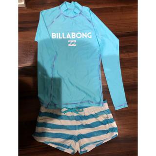 ビラボン(billabong)のbillabongのラッシュガードとショートパンツ(マリン/スイミング)