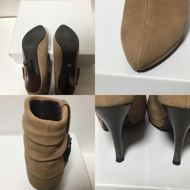 DIANA(ダイアナ)の美品 ダイアナ ショートブーツ 22.5 レディースの靴/シューズ(ブーツ)の商品写真