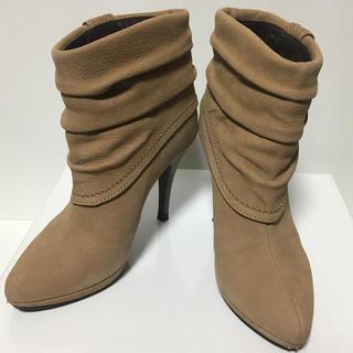 ダイアナ(DIANA)の美品 ダイアナ ショートブーツ 22.5(ブーツ)