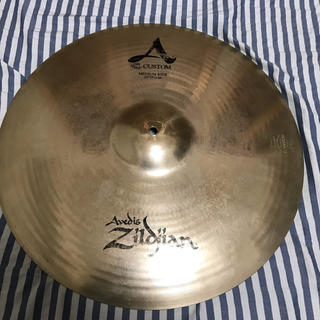 送料込み Zildjian A CUSTOM  Medium Ride 20