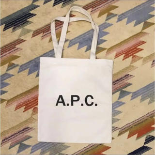 アーペーセー(A.P.C)の APCトートバッグ(トートバッグ)