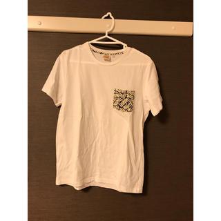 ジーユー(GU)のmarble Tシャツ(Tシャツ/カットソー(半袖/袖なし))