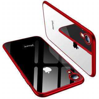 TORRAS iPhone XR ケース 6.1インチ TPU 背面クリア(モバイルケース/カバー)