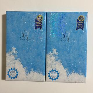 石屋製菓 美冬 2箱(菓子/デザート)