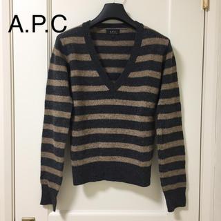 アーペーセー(A.P.C)のA.P.C アーペーセー ウールニット(ニット/セーター)