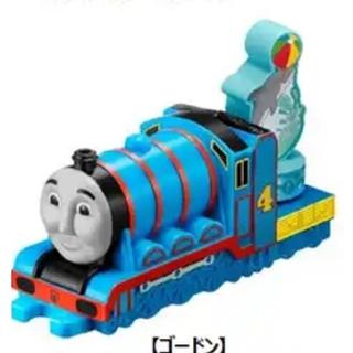 マクドナルド(マクドナルド)のハッピーセット トーマス 〈ゴードン〉(電車のおもちゃ/車)