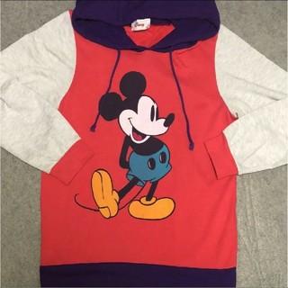 ディズニー(Disney)のDisney/ディズニー/ミッキーマウス/パーカー/フード/KERA(パーカー)