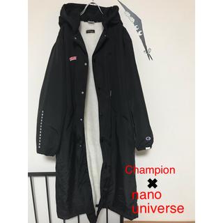 チャンピオン(Champion)のChampion×Let it Ride ベンチコート(ナイロンジャケット)