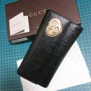Gucci - GUCCI 長財布 ラブリーハート
