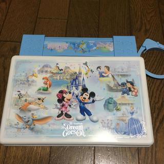 ディズニー(Disney)のディズニー折りたたみランチバスケット(弁当用品)