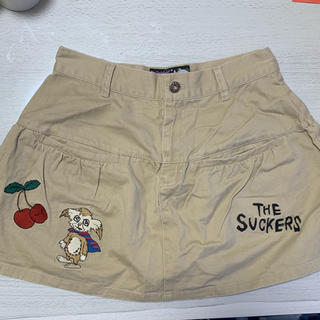 キャンディーストリッパー(Candy Stripper)のCandy Stripper スカート(ミニスカート)