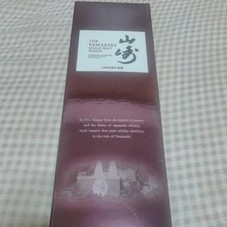 山崎ウイスキー700ml箱三枚セット(ウイスキー)