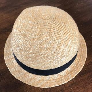 moo様専用:【claska do】46cm 麦わら帽子(帽子)