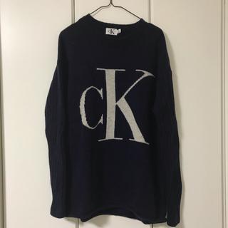Calvin Klein - カルバンクライン ニット USA