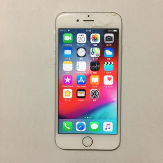 アイフォーン(iPhone)の① docomo iPhone6s 16gb 液晶割れ ロックオフ(スマートフォン本体)