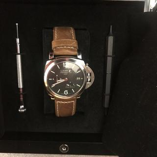 パネライ  42mmケース ルミノールマリーナ(腕時計)