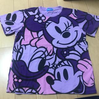 ディズニー(Disney)のディズニー Tシャツ ミニー デイジー(Tシャツ(半袖/袖なし))