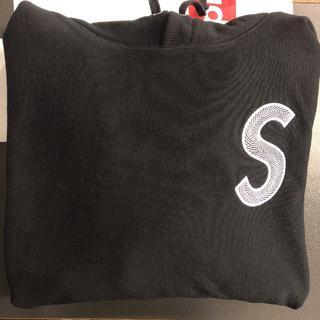シュプリーム(Supreme)のsupreme s logo hooded sweat shirt 18fw(パーカー)