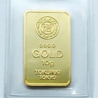 インゴット 10g 純金 ゴールドバー