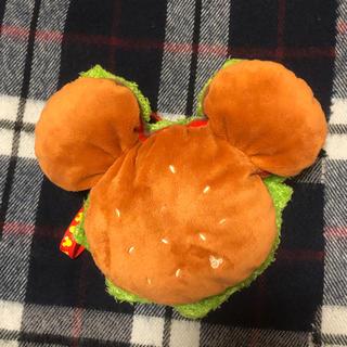 ディズニー(Disney)のミッキーハンバーガーケース(キャラクターグッズ)