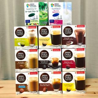 ネスレ(Nestle)のネスカフェ ドルチェグストセット(コーヒー)