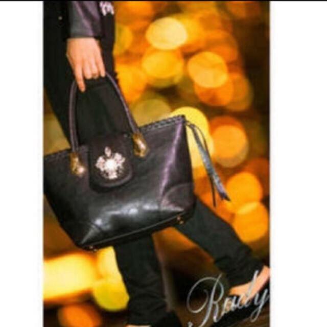Rady(レディー)のビジュートートバッグ レディースのバッグ(トートバッグ)の商品写真