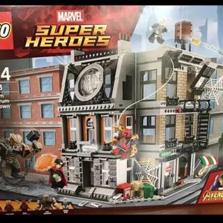 レゴ(Lego)のLEGO レゴ スーパー・ヒーローズ 76108 新品未開封品(知育玩具)