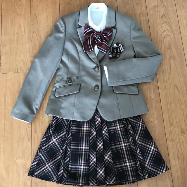 ff50a41d98338 ELLE - ELLE 卒業式 女の子 スーツ 150サイズの通販 by ぶーやん s shop ...