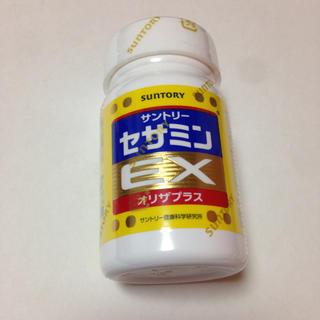 サントリー(サントリー)のセサミンEX90粒 るちる様(ビタミン)