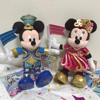 ディズニー(Disney)のディズニーランド フィナーレ 35周年 ポージープラッシー (キャラクターグッズ)