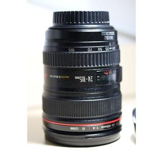 Canon - EF 24 - 105mm F4 L IS USM