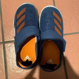 アディダス(adidas)のAdidas サンダル キッズ 22cm(サンダル)