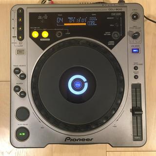 パイオニア(Pioneer)のPioneer DJ用CDプレイヤー CDJ-800(CDJ)