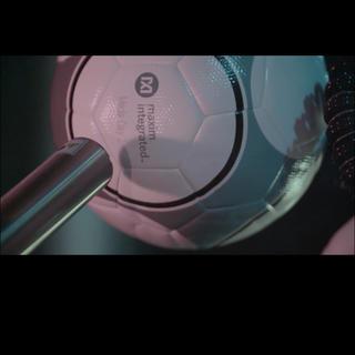 adidas - maximintegrated サッカーボール