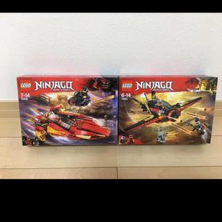 レゴ(Lego)のLEGO レゴ レゴニンジャゴー 70638 70650新品未開封品(知育玩具)