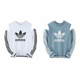 アディダスオリジナルス タグ付き新品 Adidas パーカー ユニセックス
